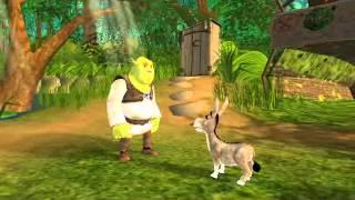 getlinkyoutube.com-Zagrajmy w Shrek 2 odc.1 Zaczynamy