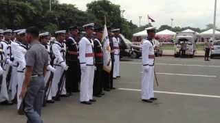 getlinkyoutube.com-PMA Gabay Laya Class 2016 Silent Drill Independence Day 2013 (FULL)