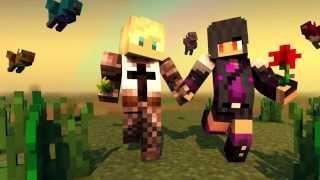 Garmau - Never forget you (Garroth & Aphmau) Minecraft Diaries (Music Video)