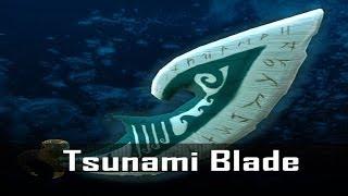 getlinkyoutube.com-Dota 2: Store - Kunkka - Tsunami Blade
