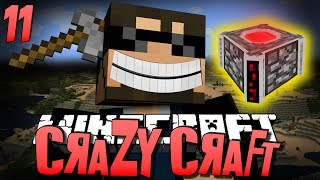 Minecraft CRAZY CRAFT 11 - MORE DEMONIC RITUALS (Minecraft Mod Survival)