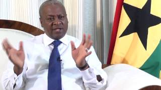 One Year of President John Mahama