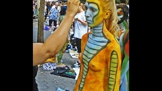 getlinkyoutube.com-Bodypainting Day Part IV on Saturday July 18, 2015