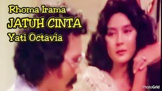 Jatuh Cinta - Rhoma Irama ft. Yati Octavia - Original Video Clip
