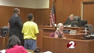 getlinkyoutube.com-Courtroom outburst after teen sentenced