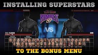 getlinkyoutube.com-WWE 2K15 PC MOD: Installing Superstars as DLC [TUTORIAL]
