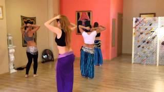 getlinkyoutube.com-Shaabi muestra coreográfica