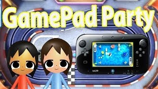getlinkyoutube.com-ABM: Wii Party U GamePad Mode Gameplay HD!