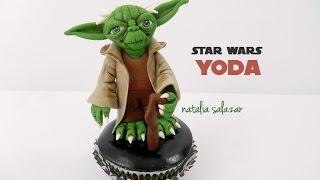 Cómo modelar a YODA StarWars, Natalia Salazar