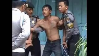 getlinkyoutube.com-AKSI POLISI BLITAR AMANKAN PREMAN MABUK