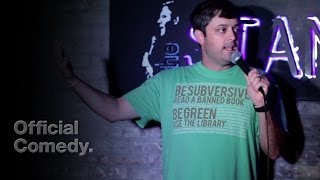 Don't Shake the Baby - Nate Bargatze - Official Comedy Stand Up