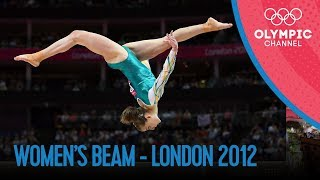 getlinkyoutube.com-Women's Beam Final - London 2012 Olympics