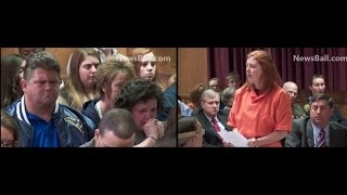 THE DRAMATIC COMPLETE RAW COURT MURDER SENTENCING HEARING OF RACHEL SHOAF FOR KILLING SKYLAR NEESE
