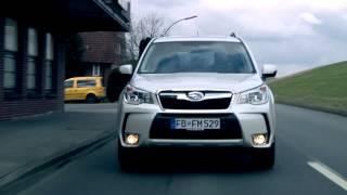 getlinkyoutube.com-Subaru Forester: In zwei Welten zu Hause - Test & Fahrbericht