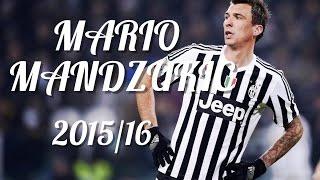 getlinkyoutube.com-Mario Mandžukić ● Goal Machine   Best Goals & Skills 2015/2016   JUVENTUS   HD