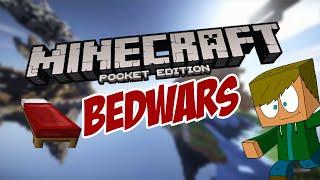 getlinkyoutube.com-Minecraft PE 0.13.0 BedWars Server!!! [Deutsch/HD+] Dieser Akku!!!