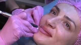 getlinkyoutube.com-تاتو شفايف , Tatoo Lips 3D