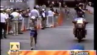 Jefferson Pérez Campeón Olímpico El 26 De Julio De 1996