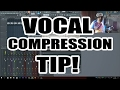 Vocal Compression Tip - Why Your Vocals May Feel Flat