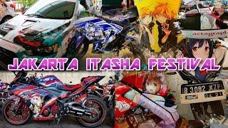 getlinkyoutube.com-インドネシアの痛車イベント・ジャカルタ痛車フェスティバル 2017 - JAKARTA ITASHA FESTIVAL 2017