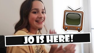 Jo Is Here! 📺 (WK 391.5) | Bratayley