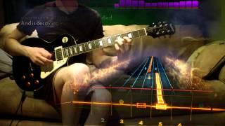 "getlinkyoutube.com-Rocksmith 2014 - DLC - Guitar - Disturbed ""Down with the Sickness"""
