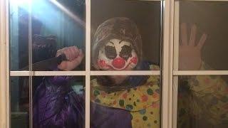 getlinkyoutube.com-REAL KILLER CLOWN CAUGHT ON TAPE