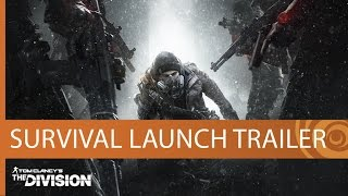 Tom Clancy's The Division - Survival DLC Megjelenés Trailer