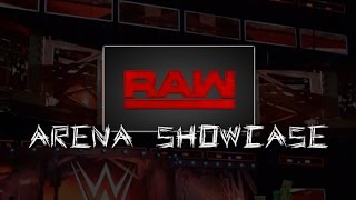 Arena Showcase - WWF/WWE Monday Night Raw (1993-2017)