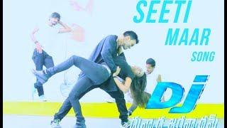 Seeti Maar video song | DJ Duvvada Jagannadham | Allu Arjun Pooja Hegde DSP @DheeSai Choreography