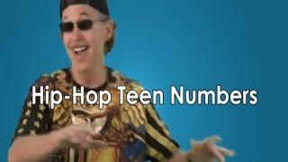 getlinkyoutube.com-Teen Numbers | Numbers in the Teens | Hip-Hop Teen Numbers | Jack Hartmann
