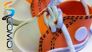 getlinkyoutube.com-Zapatos converse de foami