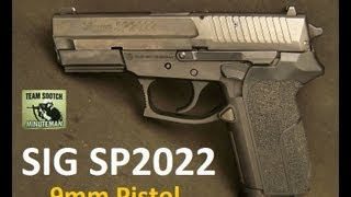 getlinkyoutube.com-Sig SP2022 9mm Pistol