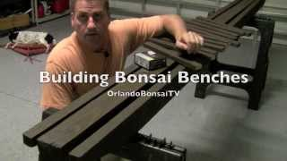 getlinkyoutube.com-How to Bonsai Create and Build Bonsai Benches