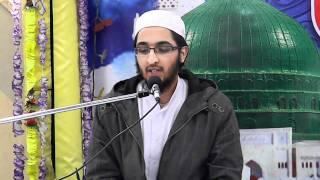 EHLEY NAZAR SEY POOCH naat by HAFIZ AHSAN AMIN eid milad un nabi(s a w w)2011 macerata italy