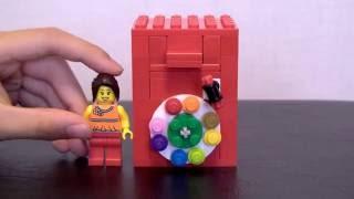 レゴ コンパクトダイヤル式金庫(仕組みあり)