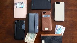 getlinkyoutube.com-7 Best iPhone 6S / 6  Wallet Cases - Hex,Speck,Spigen,Moshi,DODOcase
