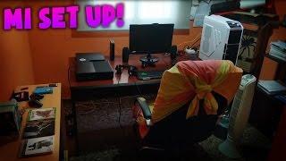 """getlinkyoutube.com-Especial 15.000 Suscriptores - Mi Setup """"Mi Zona De Juego""""   KenyaYT"""