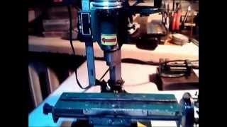 getlinkyoutube.com-Настольный мини фрезерный станок по металлу часть 1 я