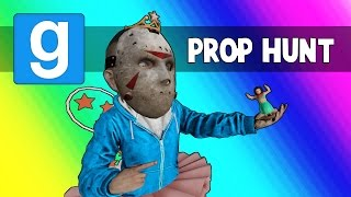 getlinkyoutube.com-Gmod Prop Hunt Funny Moments - Halloween House! (Garry's Mod Little Hunter Edition)