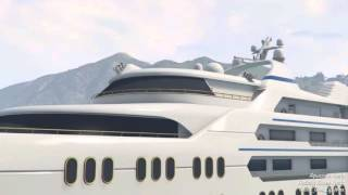 getlinkyoutube.com-Gta 5 Online Jets Trying to Attack My Yacht