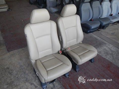 LRX-2 Lexus RX350 - передние кожаные сиденья