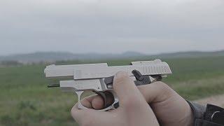 getlinkyoutube.com-[Drew's Review] Zoraki 914 P.A.K. 9mm Blank [HU] + SLOWMOTION