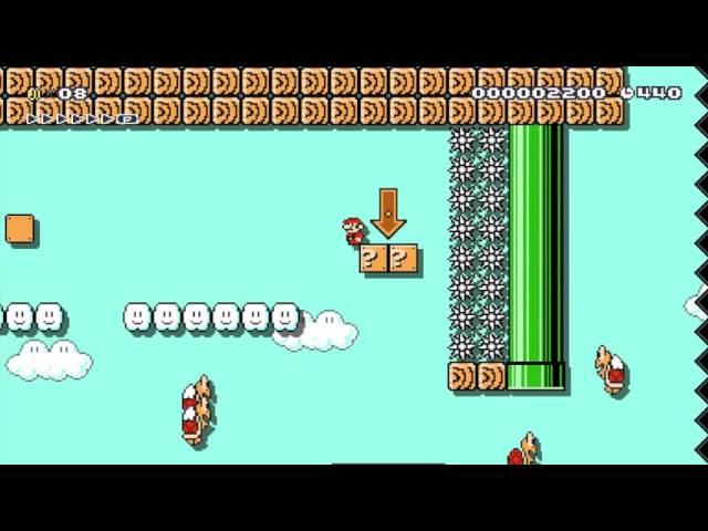 Mario Maker Fan Club Courses