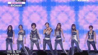 getlinkyoutube.com-[Music Bank K-Chart] Rainbow - Sweet Dream (2011.07.01)