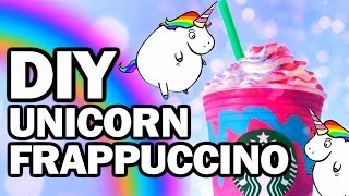 DIY Unicorn Frappuccino, Corinne VS Starbucks #3