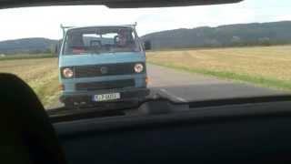 getlinkyoutube.com-vw t3 pritsche / vw t25 single cab vw t3 bulli . bully  auto lkw truck cahr pick up