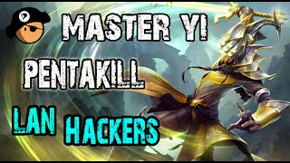 getlinkyoutube.com-Master Yi Pentakill - Bug? Hack? - League of Legends
