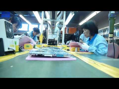 How to make a Motherboard - A GIGABYTE Factory Tour Video