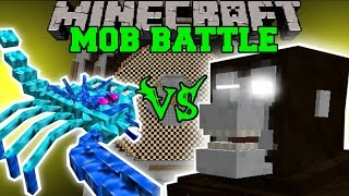 getlinkyoutube.com-ARCTIC SCORPION VS EMPEROR SCORPION & KING KONG - Minecraft Mob Battles - Minecraft Mods